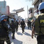 Militar da tropa de elite do Exército brasileiro é baleado no Haiti