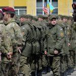 Parlamento ucraniano autoriza entrada de tropas estrangeiras
