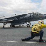 EUA prontos para atuar no Mar da China Meridional