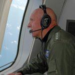 Chefe da Flotilha do Pacífico faz voo de espionagem no Mar da China Meridional