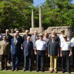 Cerimônia Militar comemora os 101 anos da Força de Submarinos