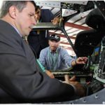 DAerM visita grupo de Fiscalização e Recebimento de Aeronaves COD/AAR