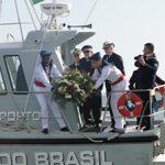 Comando do 5º DN realiza cerimônia em Memória aos Mortos da Marinha em Guerra
