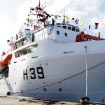 Brasil recebe navio hidroceanográfico que permitirá avanços na área de pesquisa