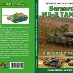 Livro sobre o MB-3 Tamoyo é lançado no Brasil