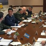 Brasil e Argentina realizam reuniões de cooperação na área de defesa