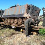 Centro de Instrução de Blindados realiza curso de operação da VBTP M 113