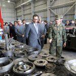 Fábrica e Armaria do Exército do Chile inaugura centro de manutenção
