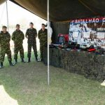 O Batalhão de DQBRN do Exército Brasileiro se prepara para os Jogos Olímpicos Rio/2016