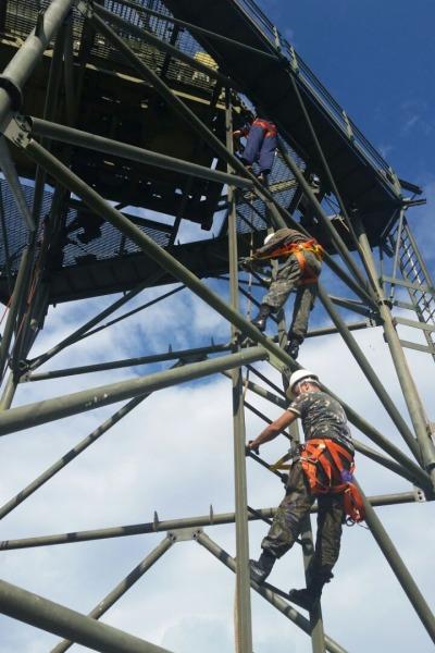 Destacamento de Controle do Espaço Aéreo de Cruzeiro do Sul (DTCEA-CZ) ampliou sua área de vigilância com a instalação do radar TPS-B34.2