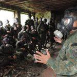 GptFNNa realiza adestramento e ação de presença em Recife (PE)