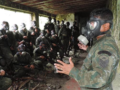 Instrução de Operações Militares em Área Urbana