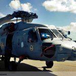 1º Esquadrão de Helicóptero Anti-Submarino recebe seus 2 últimos SH-16 Sea Hawk