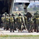 FAB envolve quatro aeronaves na capacitação operacional de paraquedistas