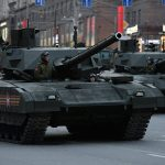 Conhecendo um pouco mais do Carro de Combate T-14 Armata