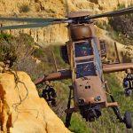 Helicóptero Tigre HAD faz primeira apresentação em voo na Polônia