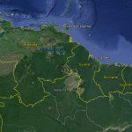 Venezuela cobiça uma região que é gerida pela Guiana
