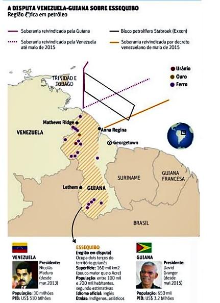 Venezuela x Guiana