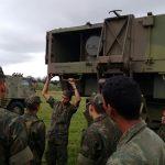 Bateria de Lançadores Múltiplos de Foguete realiza exercício em São Pedro da Aldeia (RJ)