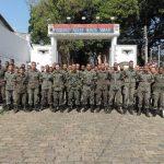 1º Esquadrão de Cavalaria Leve apoiou exercício de operações Ofensivas e Defensivas
