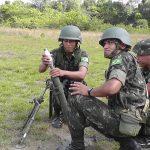 1º Grupo de Artilharia de Campanha de Selva na Operação Timboteua IV