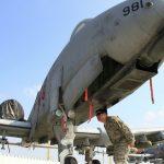 USAF irá posicionar aviões A-10 Thunderbolt II em bases da Europa
