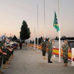 Aditância de Defesa e do Exército durante o Brazilian Day no Líbano