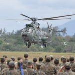 Esquadrão Puma (3º/8º) inicia atividade operacional com o helicóptero H-36 Caracal
