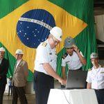 """Marinha do Brasil conclui a primeira fase de construção do Submarino SBR1 """"Riachuelo"""""""