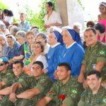 Exposição mostra trabalho social da Marinha do Brasil no Líbano