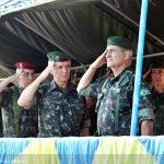 1ª DE realiza desfile cívico-militar