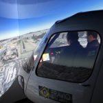 Esquadrão Gavião adota simulador de voo para treinar voos por instrumentos