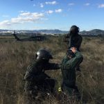 Exercício Cacequi treina tripulações do Esquadrão Pantera, em Santa Maria (RS)