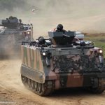 Tropas de Cavalaria prontas para a Manobra Escolar 2015 na AMAN