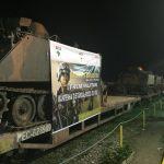 5ª Divisão de Exército inicia os preparos para a Operação Bormann