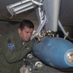 P-3AM realiza seu primeiro lançamento de bombas como parte do Exercício Orunganitas II