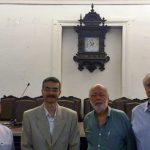 Diretor do Patrimônio Histórico e Cultural do Exército visita Antigos Alunos da Polytechnica