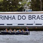 Centro de Instrução Almirante Wandenkolk realizou a XV Regata Baía de Guanabara