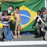 Mensagem do Comandante da Marinha aos tripulantes da Corveta Barroso
