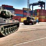 Divisão de Importação e Exportação da Base de Apoio Logístico realizam desembaraço alfandegário