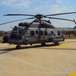 Helibras entrega dois H225M, um para o 3º/8º GAv e outro para o Esquadrão HU-2