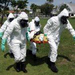 FAB participa de simulação para procedimentos em caso de acidente nuclear