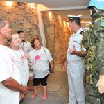 Visita guiada ao Museu do Corpo de Fuzileiros Navais, no Rio de Janeiro
