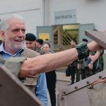 Ministro Wagner inaugura pavilhão de artilharia antiaérea em Santa Maria