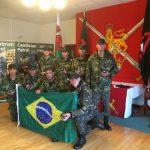 1º Batalhão de Ações de Comandos participou do exercício da Patrulha Cambriana