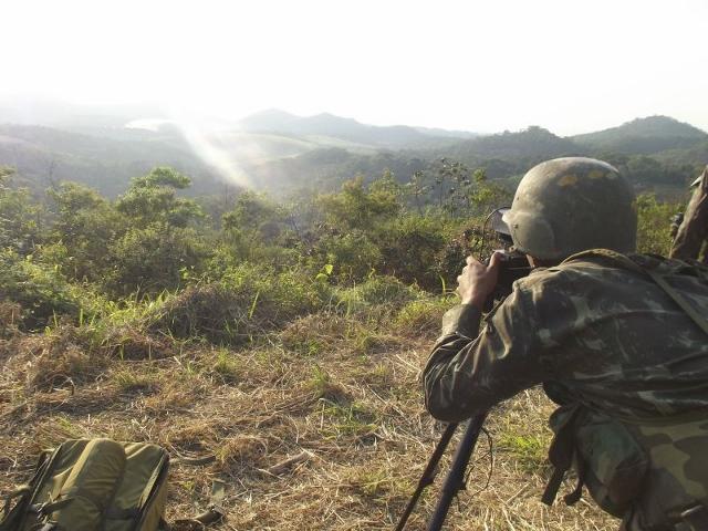 11º Grupo de Artilharia de Campanha – Operação Sentinela Alerta4