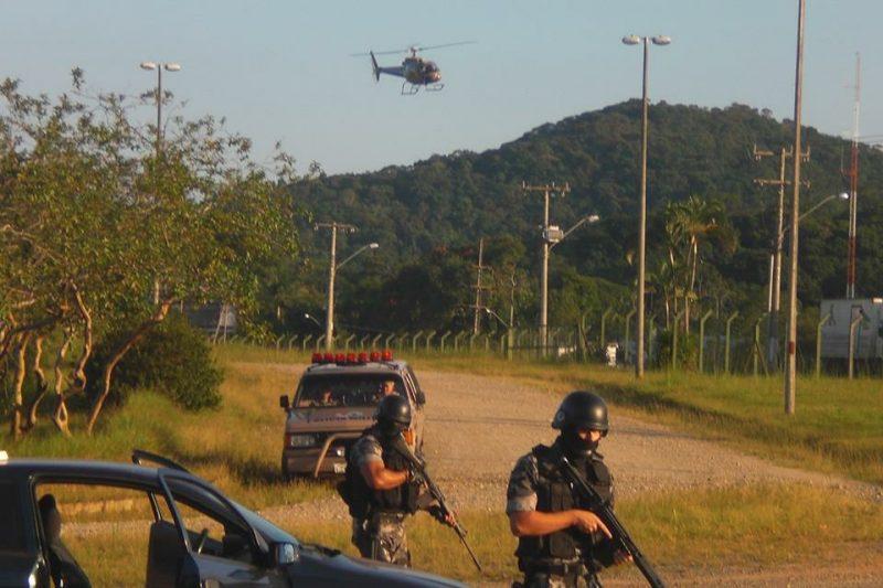 2ª Companhia do Batalhão de Aviação da Polícia Militar santa catarina5