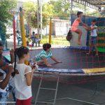 Apesar de crise com a Força Aérea, CBNB celebra o dia das crianças