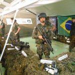 4º Batalhão de Infantaria Leve participa do Domingo Aéreo 2015
