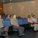 Ex-comandante da Força-Tarefa Marítima no Líbano relata experiências vividas no país